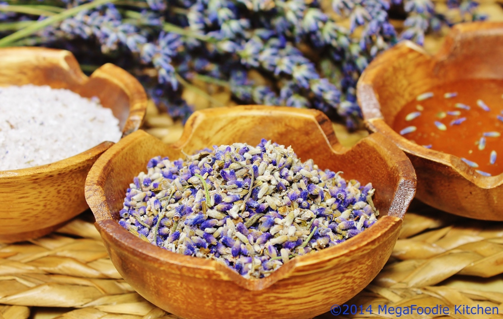 Ontario lavender farm, food, seasoning