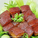 Pork Belly, Green Onion, Garnish, Food Styling, Food Photography