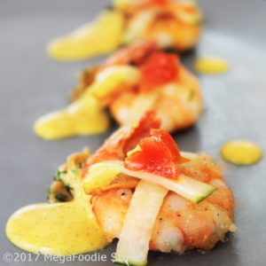 Seafood, food styling, food photography, plating